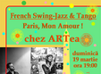 paris mon amour concert live chansonete tango swing jazz