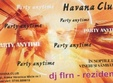 party anytime in havana club