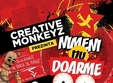 party creative monkeyz in parcarea cluj arena