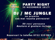 party night cu dj mcjungle la hanu satului