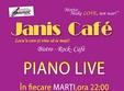 piano live in janis cafe