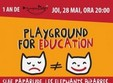 playground for education la beraria h bucuresti