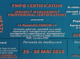 pmp certification project management professional certification