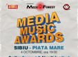premiile muzicale media music awards 2012