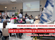 premium business networking cocktail