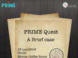 prime quest a brief case