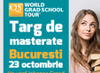 qs world grad school tour bucuresti 23 octombrie 2014