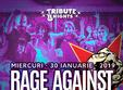 rage against the machine tribute concert by fade to rage