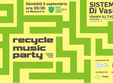 recycle music party