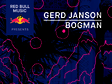 red bull music prezinta gerd janson in club control