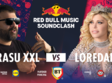 red bull music soundclash revine grasu xxl vs loredana la sala