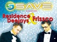 residence deejays frissco in save club din roman