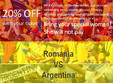 romania vs argentina accommodation offer