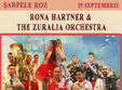 rona hartner the zuralia orchestra the balkanik gospel