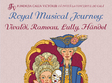 royal musical journey 14 septembrie sala radio 19 00