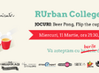 rurban college party by rurbanizator