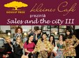 sales the city 3 in sibiu