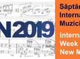 Bucuresti, Duminică 19 Mai - Duminică 26 Mai, Săptămâna Internațională a Muzicii Noi / SIMN 2019