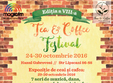 seara braziliana tea coffee festival 25 octombrie