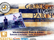 seara greceasca greek 4u live band at warehouse pub
