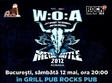 semifinala w o a metal battle la bucuresti