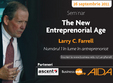 seminar the new entrepreneurial age cu larry farrell