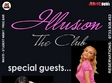 sexy party in illusion club