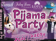 sexy pijama party la lotus center din oradea