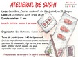 special sushi atelier