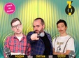 stand up comedy 1 sept bucuresti
