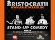 stand up comedy aristocratii in old school pub