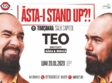 stand up comedy asta i stand up teo invitat victor bara