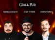 stand up comedy bucuresti 21 octombrie grill pub
