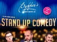 stand up comedy bucuresti sambata 26 octombrie 2019