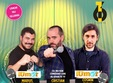 stand up comedy bucuresti sambata 4 august