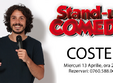 stand up comedy costel arena pub regie