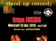 stand up comedy cu trupa jokers