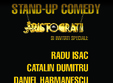 stand up comedy de inviere