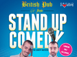 stand up comedy duminica 8 ianuarie brasov
