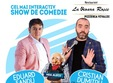stand up comedy duminica bucuresti 8 octombrie