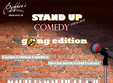 stand up comedy gong edition spectacol concurs