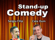 stand up comedy in gambino s family restaurant