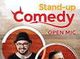 stand up comedy in grill pub