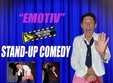 stand up comedy in medias place cafe