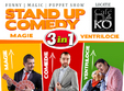 stand up comedy magie i ventrilocie 3 in 1