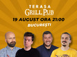 stand up comedy pe terasa grill pub