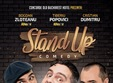 stand up comedy sambata bucuresti 26 octombrie 2019