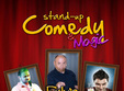 stand up comedy si magie in grill pub