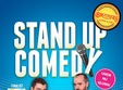 stand up comedy vineri valcea 12 octombrie 2018