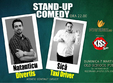 stand up cu sica si natanticu in old school pub pitesti